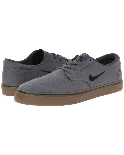 Nike | Gray Clutch for Men | Lyst