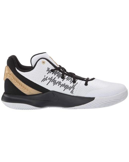 a880da6509b5 ... Nike - Kyrie Flytrap Ii (black black white) Men s Basketball Shoes for  ...