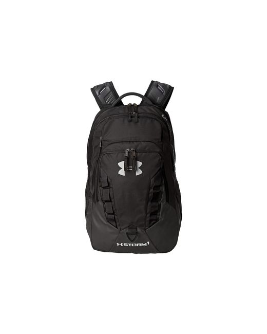 Under Armour | Black Ua Recruit Backpack | Lyst