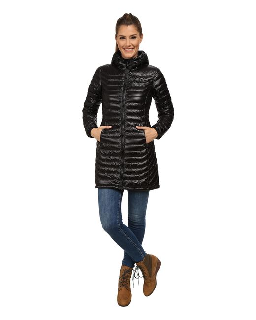 Marmot | Black Sonya Jacket | Lyst