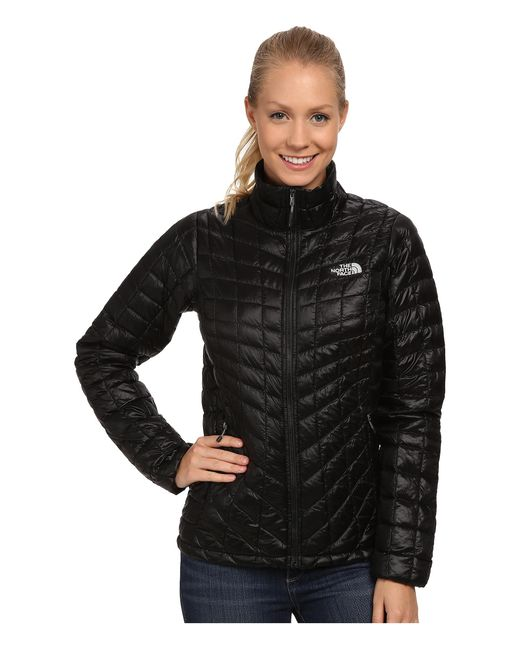 The North Face   Black Thermoball® Jacket   Lyst