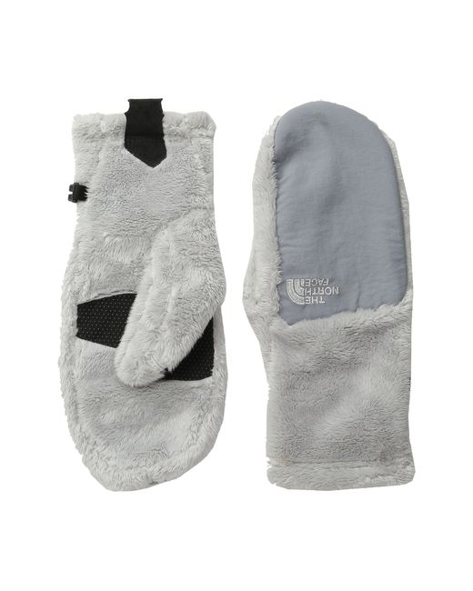 The North Face | Gray Denali Thermal Mitt | Lyst