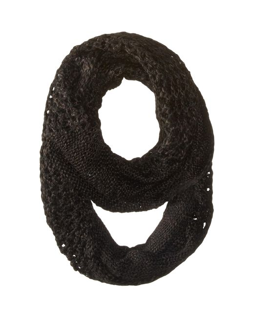 The North Face | Black Knitting Club Scarf | Lyst