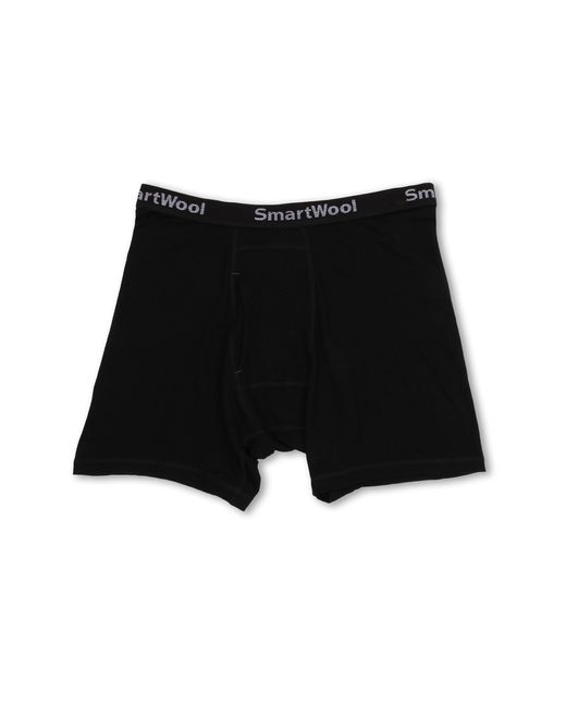 Smartwool | Black Nts Micro 150 Boxer Brief for Men | Lyst
