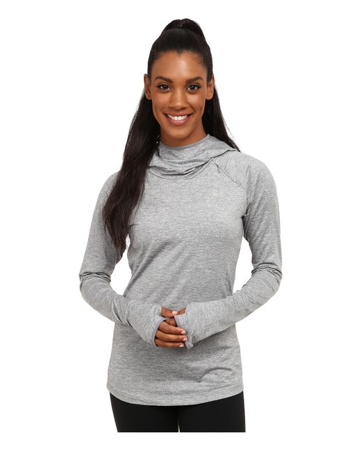 Nike | Gray Dry Element Running Hoodie | Lyst