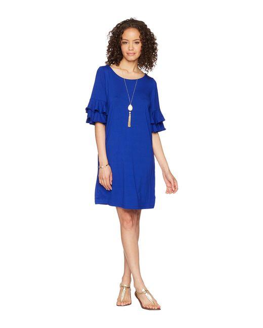 Lilly Pulitzer - Blue Lula Dress - Lyst