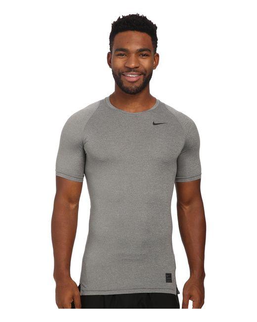 Nike | Black Pro Cool Compression S/s for Men | Lyst