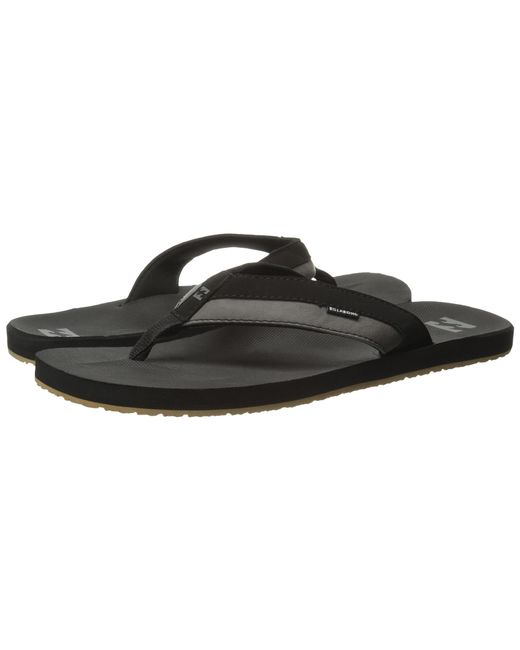 Billabong | Black All Day Impact Sandal for Men | Lyst