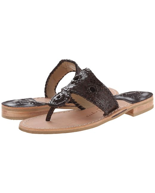Jack Rogers | Brown Willow | Lyst