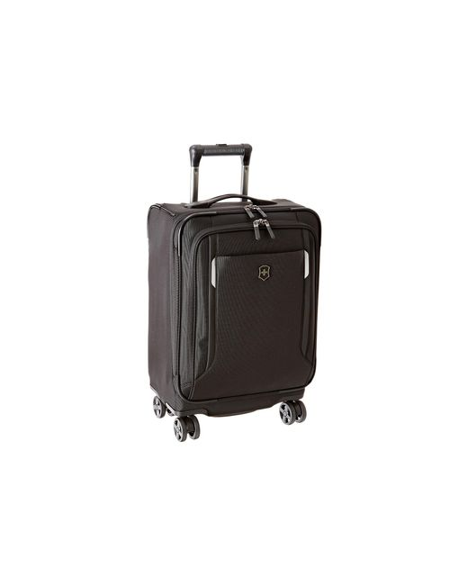 """Victorinox   Black Werks Traveler 5.0 - Wt 20"""" Dual Caster Expandable 8-wheel Global Carry-on   Lyst"""