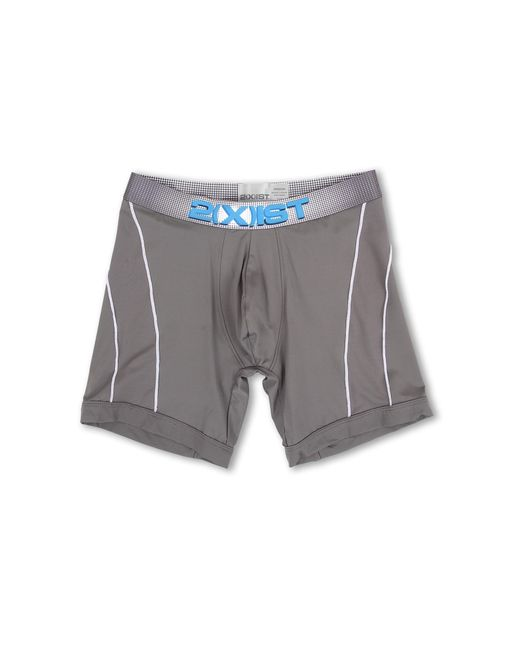 2xist | Gray Speed 2.0 Sport Boxer Brief for Men | Lyst