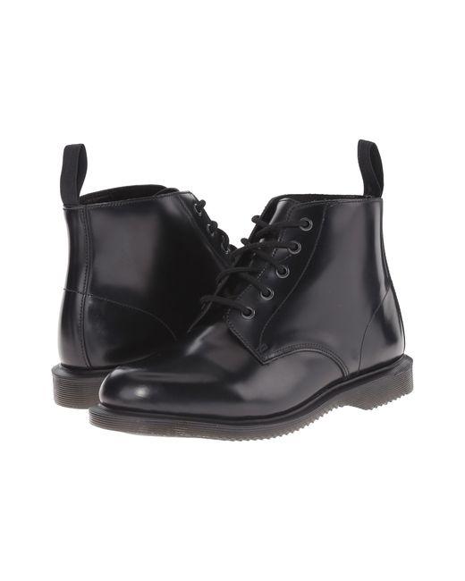 Dr. Martens | Black Emmeline Boots | Lyst