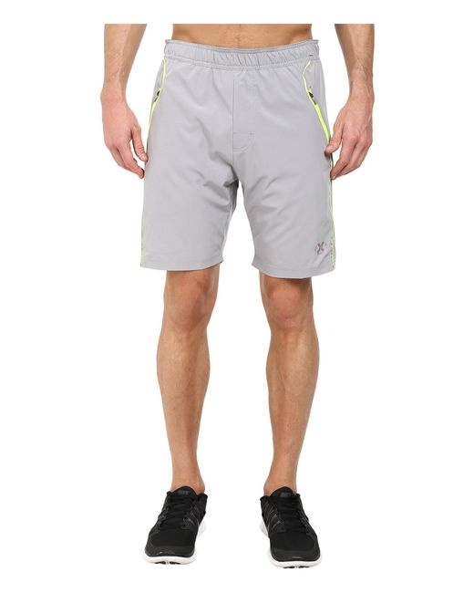 2xist | Gray Trainer Tech Shorts for Men | Lyst