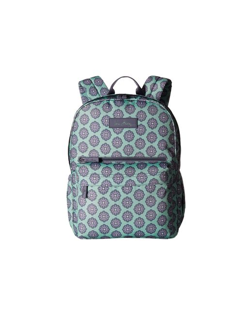 Vera Bradley Lighten Up Just Right Backpack In Blue Lyst