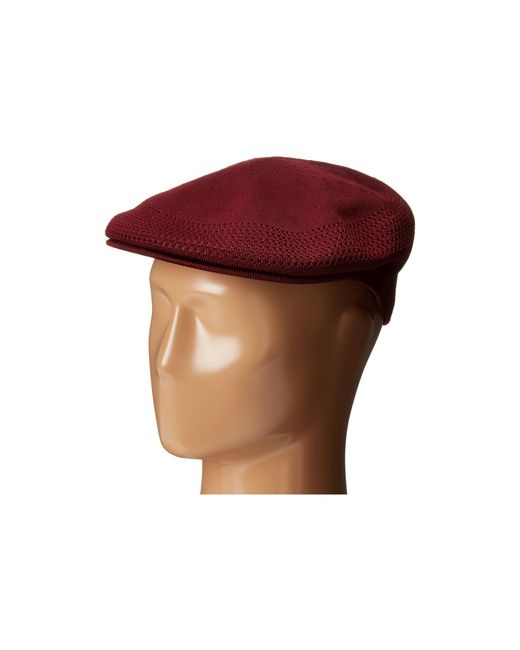 Kangol | Purple Ventair 504 Cap for Men | Lyst