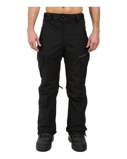 686 | Black Authentic Smarty Cargo Pants for Men | Lyst