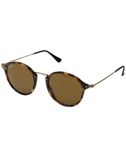 Ray-Ban | Brown Rb2447 49mm | Lyst