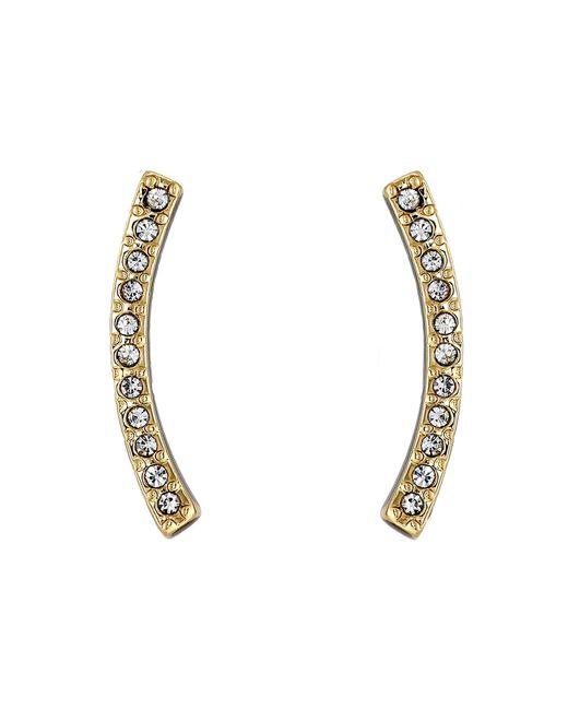 Rebecca Minkoff | Metallic Ear Climber Earrings | Lyst