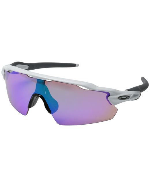 Oakley | White Radar Ev for Men | Lyst