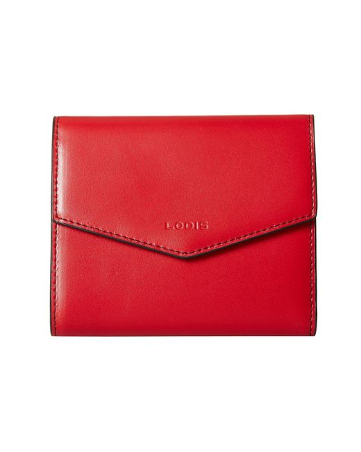 Lodis | Red Audrey Lana French Purse | Lyst