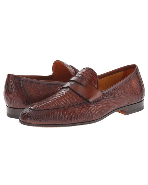 Magnanni Shoes | Brown Camerino for Men | Lyst