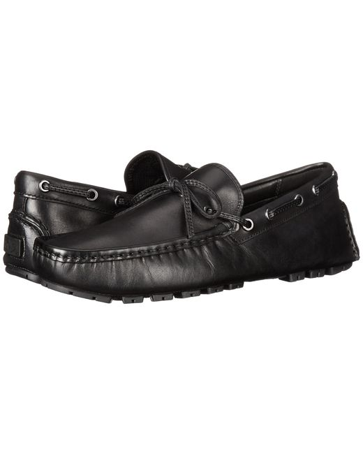 COACH | Black Crosby Lace for Men | Lyst