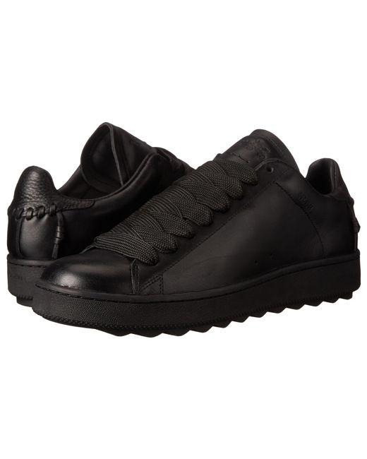 COACH | Black Leather C101 for Men | Lyst