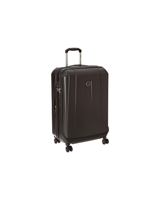 """Delsey   Black Helium Shadow 3.0-25"""" Expandable Spinner Suiter Trolley   Lyst"""