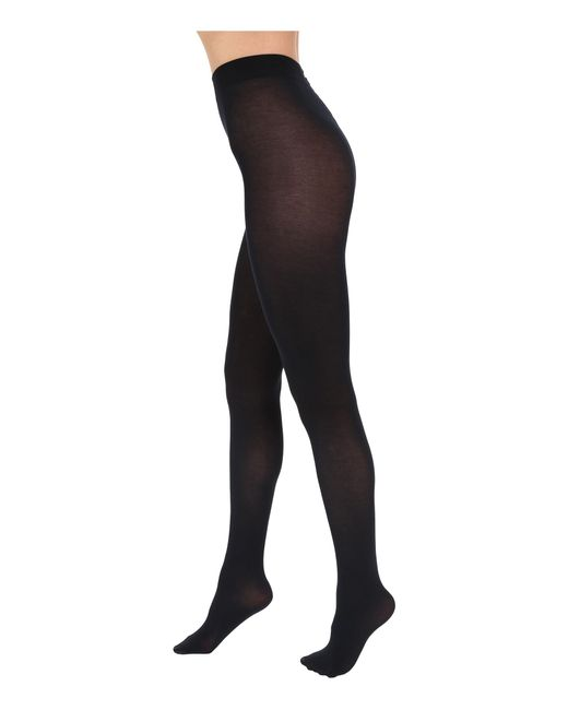Falke | Blue Cotton Touch Tights | Lyst