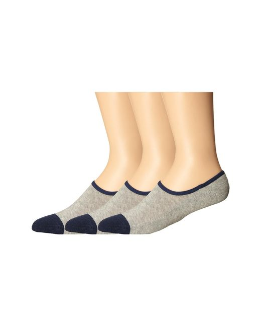 Timberland | Gray Tm31454 Cavas Shoe Liner 3-pack for Men | Lyst