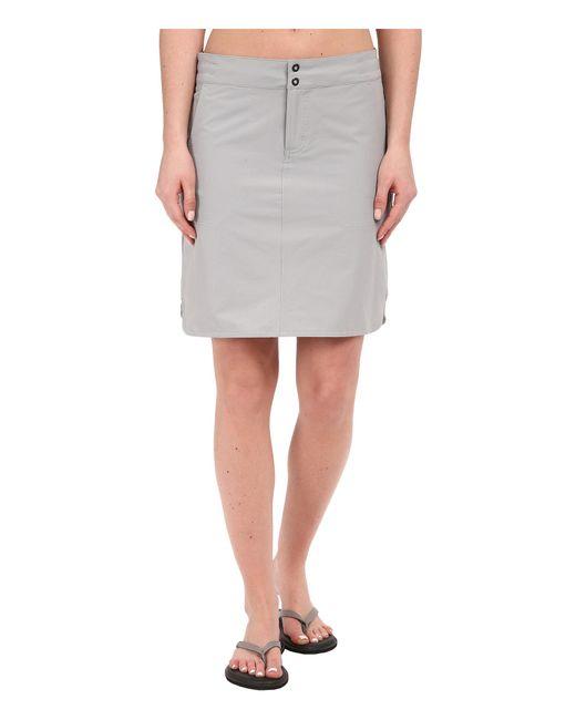 Mountain Hardwear | Gray Yumatm Skirt | Lyst