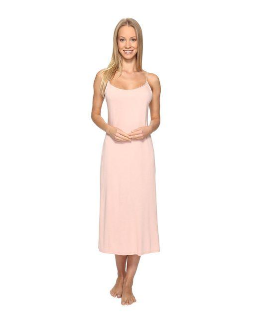 Natori | Pink Shangri-la Gown | Lyst
