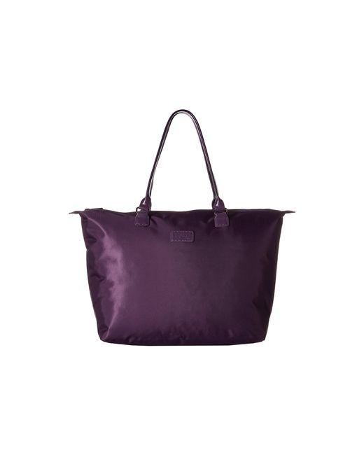 Lipault | Purple Lady Plume Tote Bag | Lyst