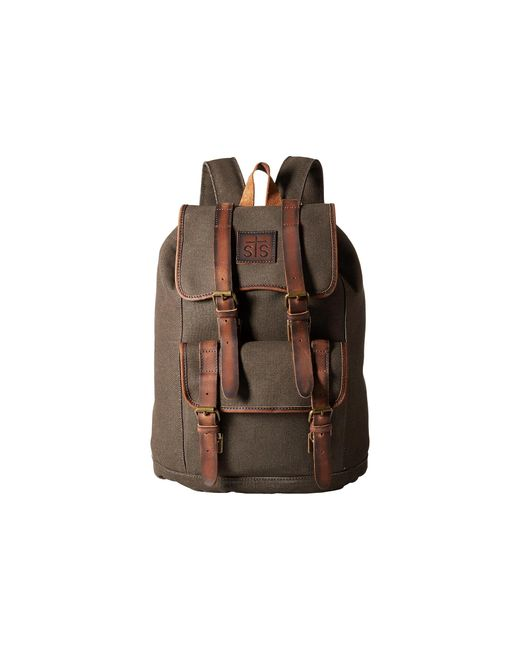 STS Ranchwear | Natural The Foreman Backpack for Men | Lyst