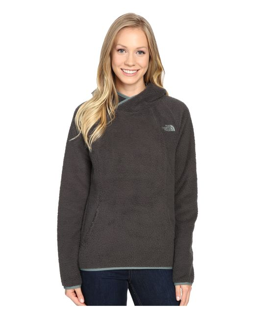 The North Face | Gray Sherpa Pullover | Lyst
