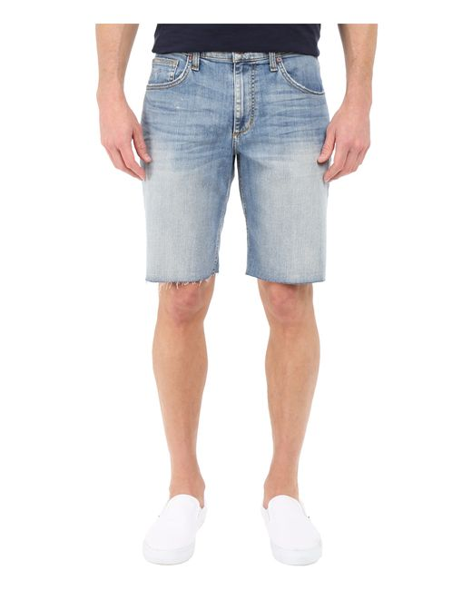 Joeu0026#39;s jeans Collectors Edition Denim Cut Off Shorts In Callum in Blue for Men (Callum)   Lyst