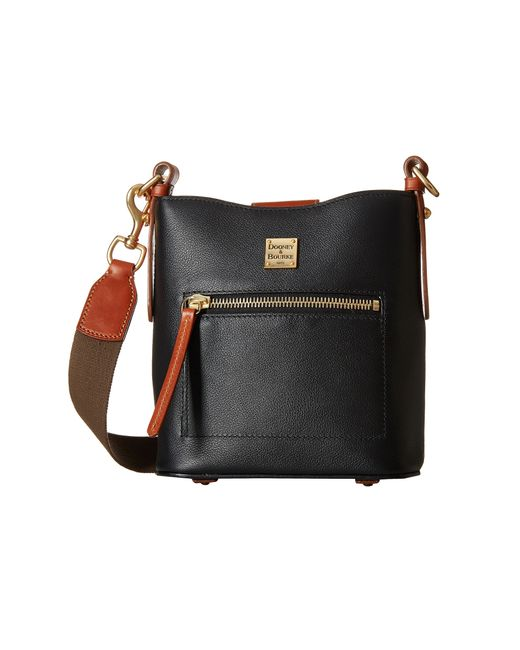 Dooney & Bourke | Black Raleigh Small Roxy Bag | Lyst