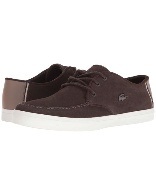 Lacoste | Brown Sevrin 316 1 for Men | Lyst