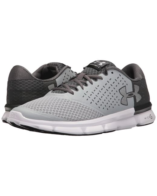 Under Armour   Gray Ua Micro G Speed Swift 2 for Men   Lyst