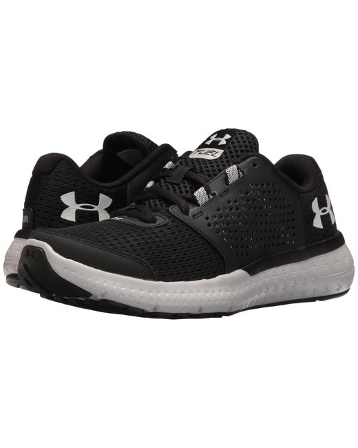Under Armour | Black Ua Micro G Fuel Rn for Men | Lyst