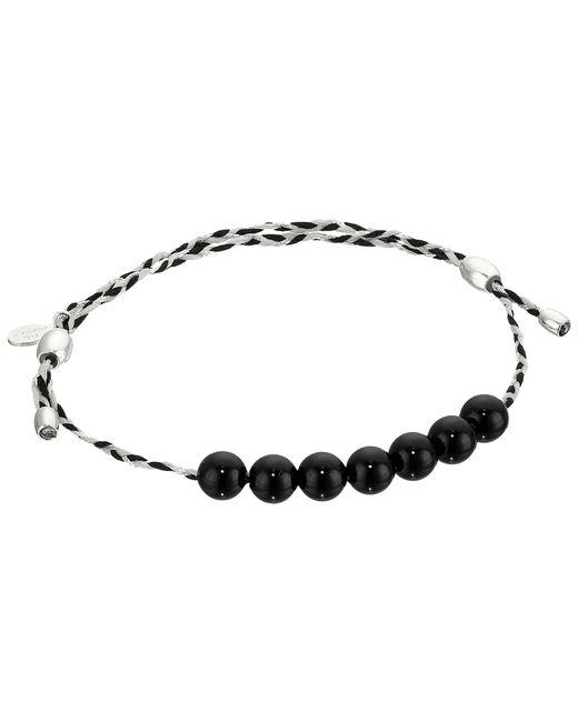 ALEX AND ANI | Multicolor Onyx Precious Threads Bracelet | Lyst