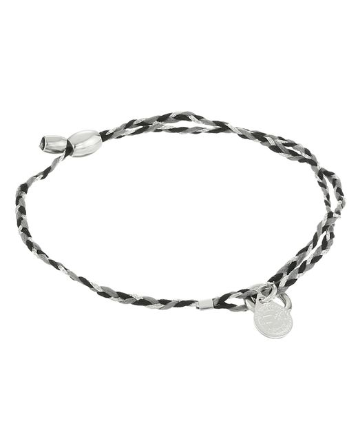 ALEX AND ANI | Metallic Precious Threads Silver Braid | Lyst