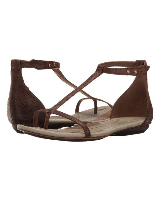 Merrell | Brown Solstice T-strap | Lyst