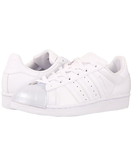 Adidas Originals | White Superstar Glossy Toe | Lyst
