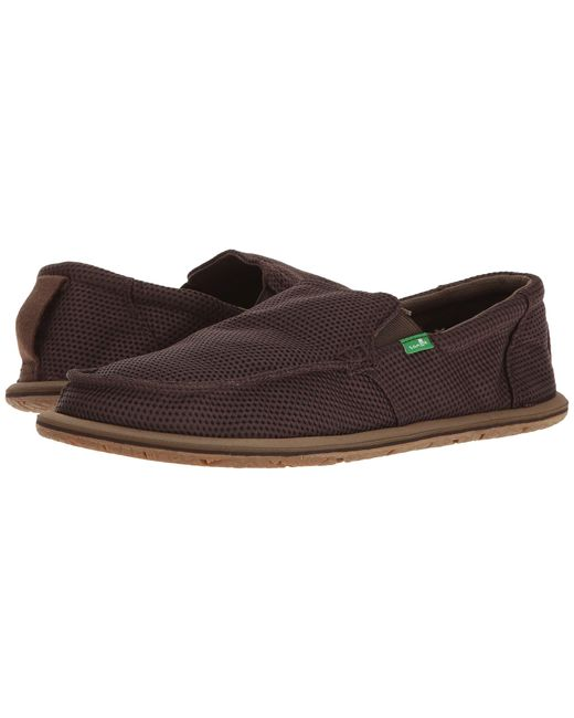 Sanuk | Brown Trailgater Mesh for Men | Lyst