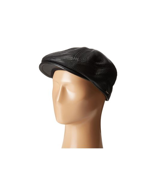 Stetson | Black Oily Timber Leather Ivy for Men | Lyst