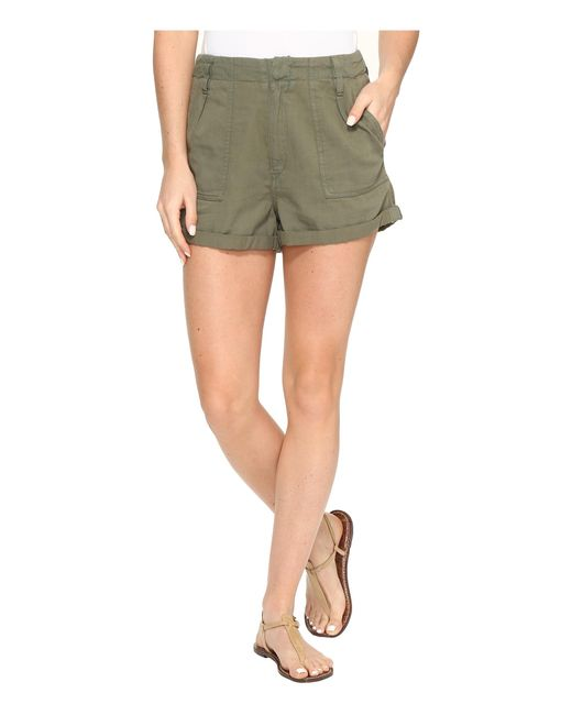 Volcom | Green Dittybopper Shorts | Lyst