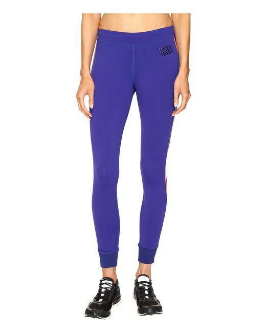 Monreal London | Purple Athlete Leggings | Lyst