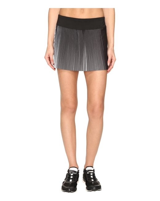 Monreal London | Black Plissée Skirt (short) | Lyst
