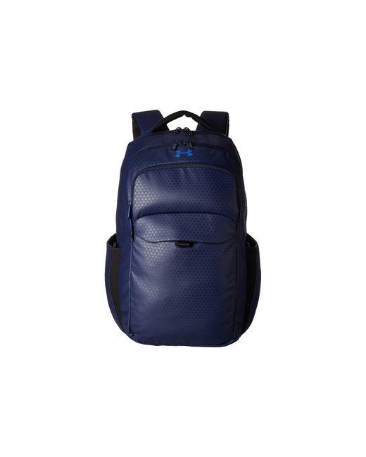 Under Armour | Blue Ua On Balance Backpack | Lyst